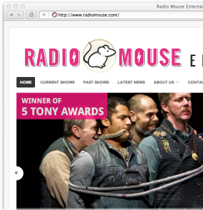 Radio Mouse Entertainment