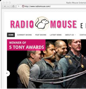 Radio Mouse Entertainment